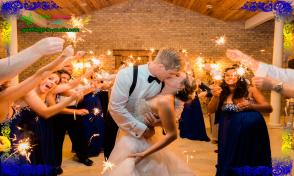 Открытка со свадьбой прикольная