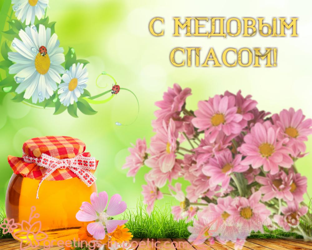 Август, лето, Медовый Спас…